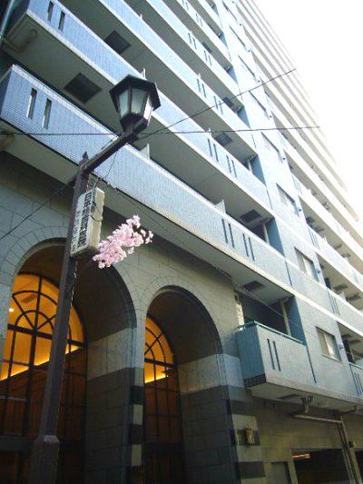ファミール東京グランリッツの外観写真