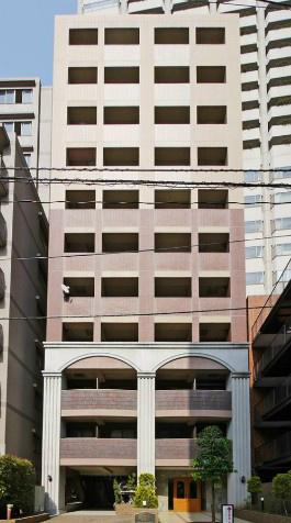 メインステージ赤坂IIの外観