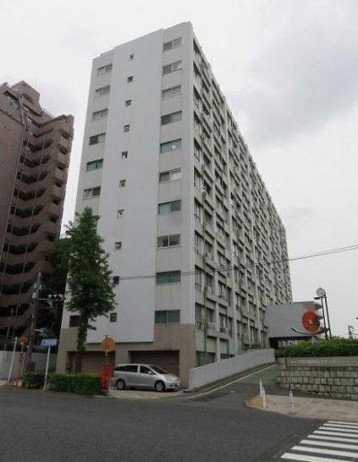 目白武蔵野マンションの外観写真