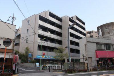 サニーハイマート下北沢の外観写真
