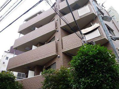 ロアール早稲田大学前の外観写真