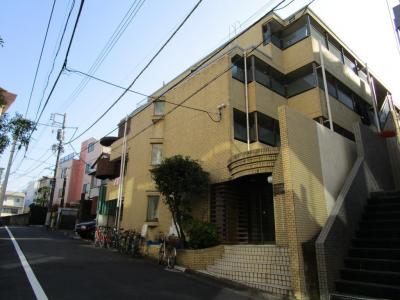 ジョイフル早稲田の外観写真