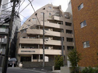 デュオ・スカーラ渋谷の外観写真