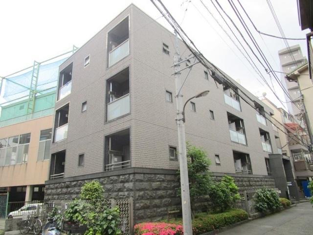 プライムアーバン西早稲田の外観写真