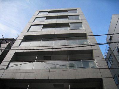 リーヴァ築地の外観写真