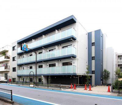 NTPRレジデンス大井町の外観写真