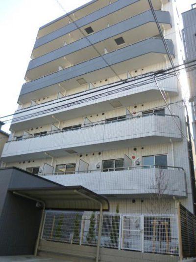 ライジングプレイス錦糸町二番館の外観写真