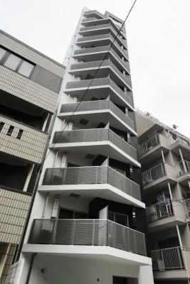 ル・リオン五反田の外観写真