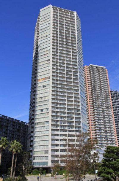 アップルタワー東京キャナルコートの外観写真