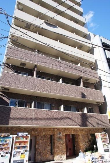 ドルチェ銀座東弐番館の外観写真