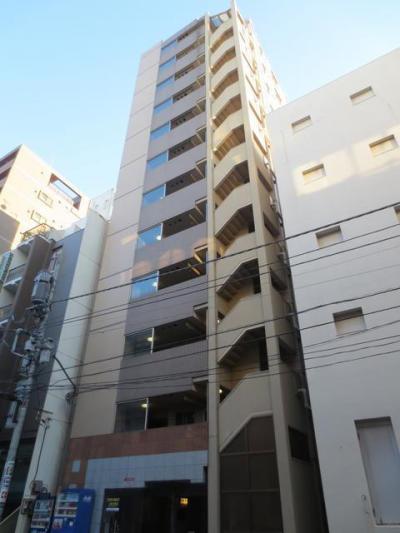 メインステージ東神田2の外観写真