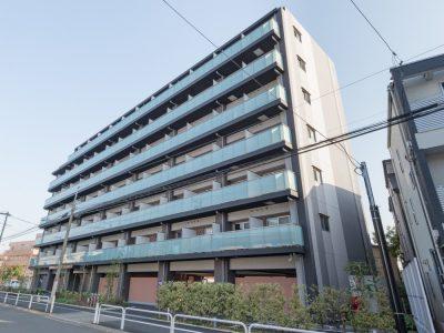 ハーモニーレジデンス東京アーバンスクエア#002の外観写真
