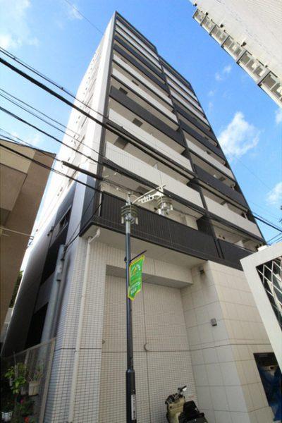 プレール・ドゥーク渋谷初台の外観写真