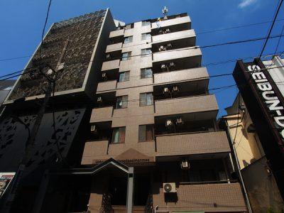 アーバンヒルズ早稲田正門前の外観写真