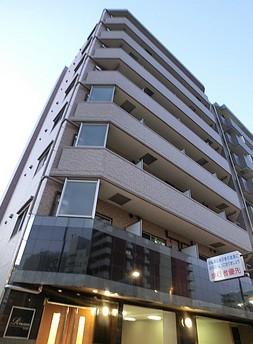 レイジオス渋谷初台の外観写真
