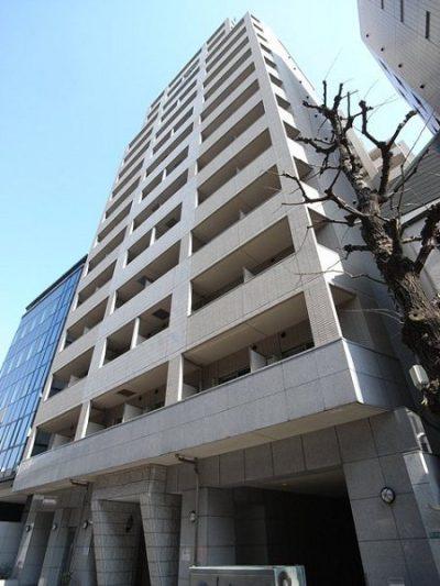 パレステュディオ渋谷WESTの外観