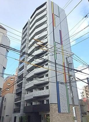 アスール北上野の外観写真