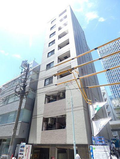 ドルチェ京橋・壱番館の外観