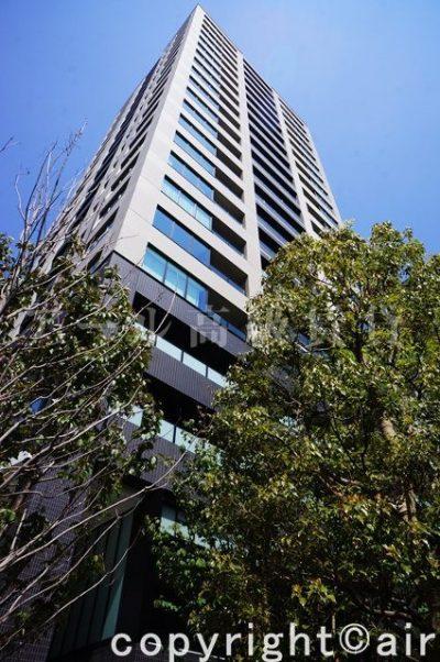 パークタワー高輪の外観写真