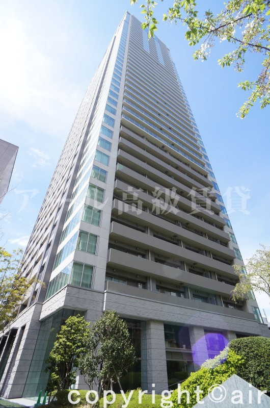 赤坂タワーレジデンス Top of the Hillの外観写真