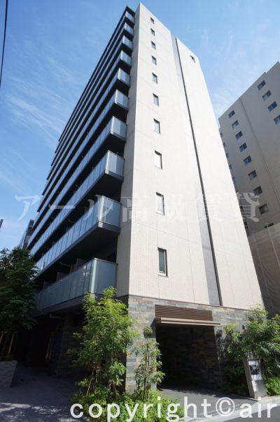 パークハビオ赤坂の外観写真