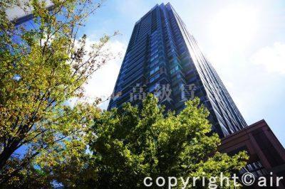 シティタワー高輪の外観
