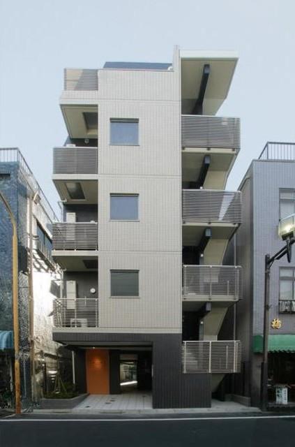 グランティアラ東京EASTの外観
