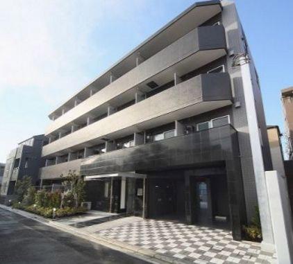 エルスタンザ渋谷本町の外観写真