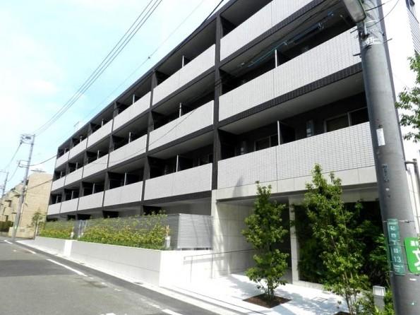 ジェノヴィア世田谷砧グリーンヴェールの外観写真