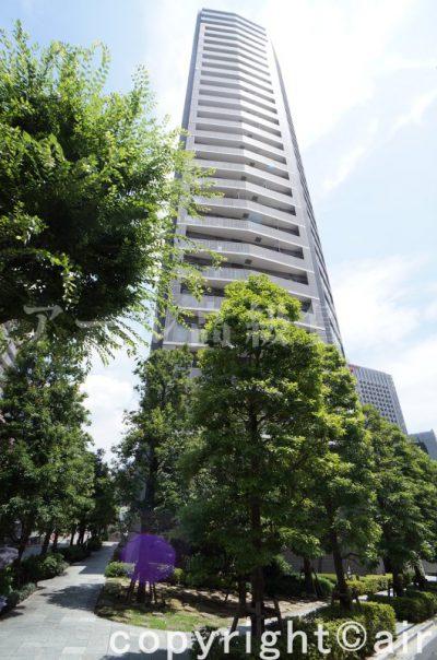 アトラスタワー六本木の外観