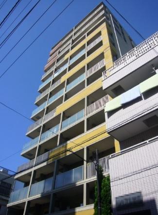 ライジングプレイス浅草弐番館の外観写真