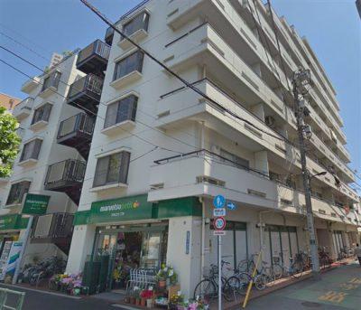 いづみタウン新宿の外観写真