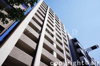 レジディア芝大門IIの外観写真