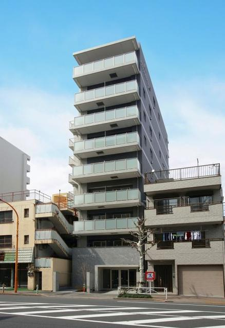 エステムプラザ東京スカイツリー駅の外観