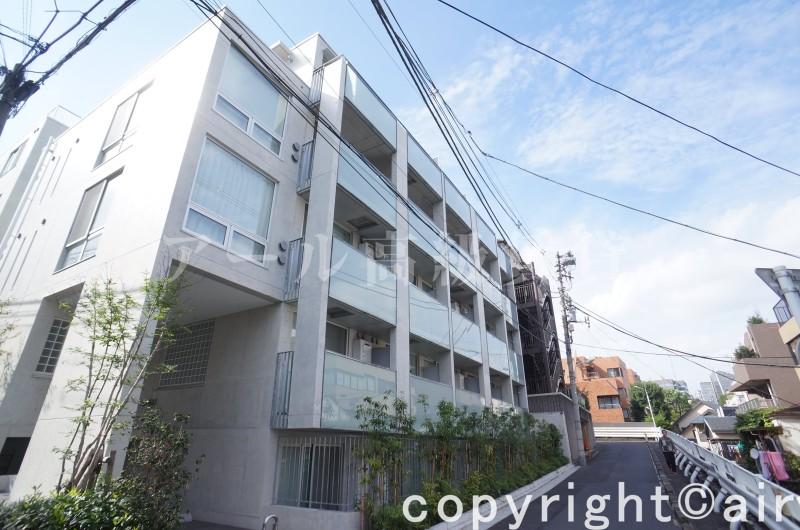 コートモデリア赤坂895の外観