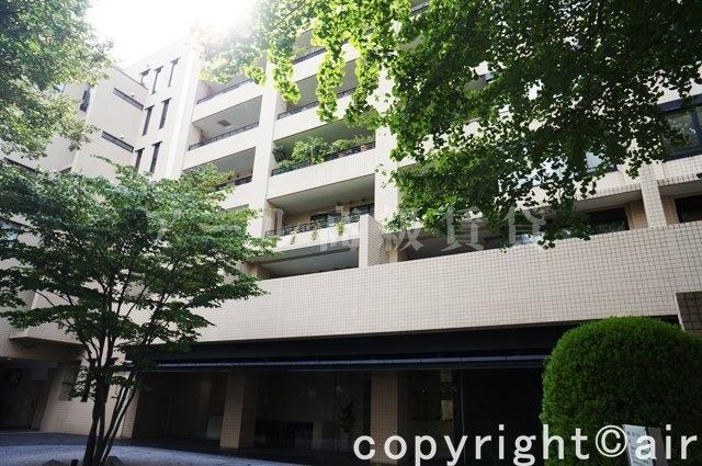 パークハウス麻布霞町の外観写真