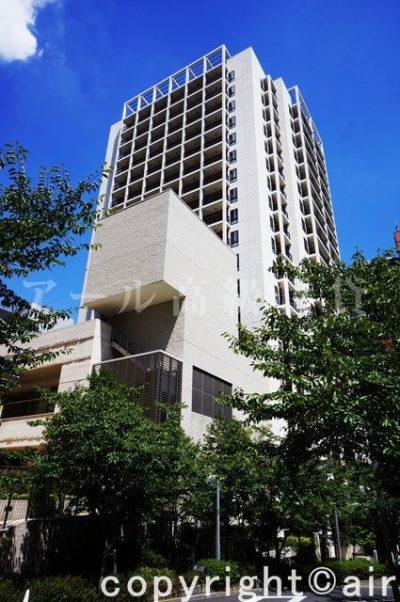 六本木ヒルズレジデンス D棟の外観写真