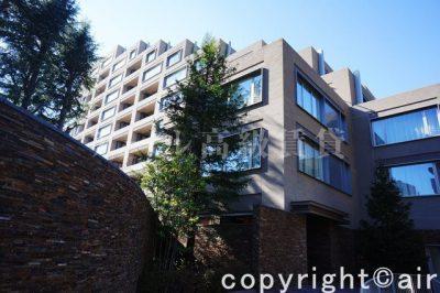 麻布台パークハウスの外観写真