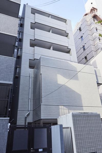 フェリス松本九段の外観写真