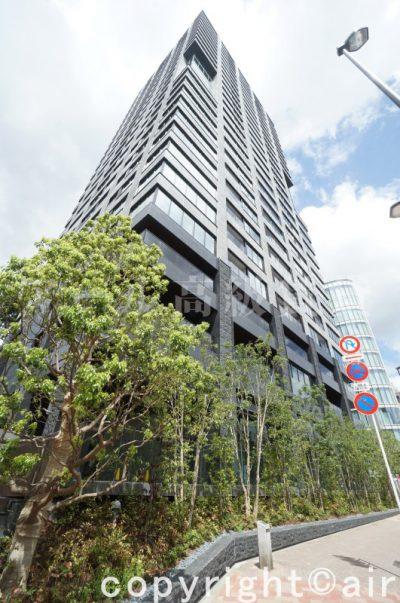ザ・パークハウス白金二丁目タワーの外観写真
