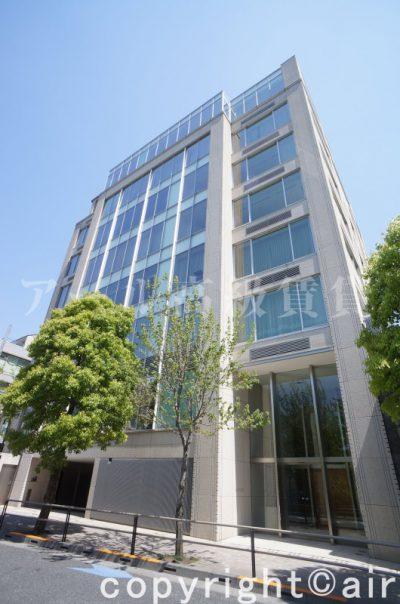 パークマンション六本木の外観写真