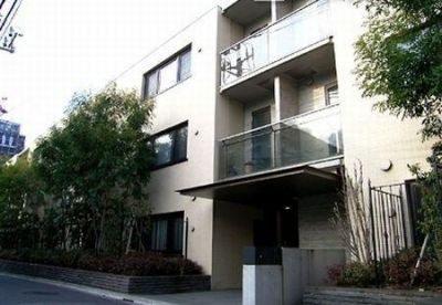 南青山ライズハウスの外観写真