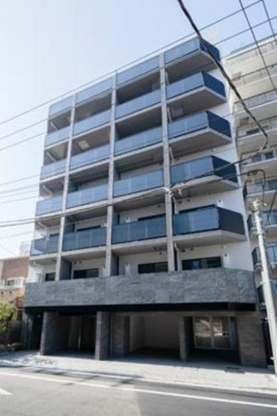 パークサイド錦糸町レジデンスの外観写真
