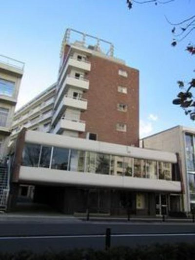 ライオンズマンション赤坂の外観写真