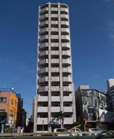 PREMIUM CUBE G駒沢大学の外観