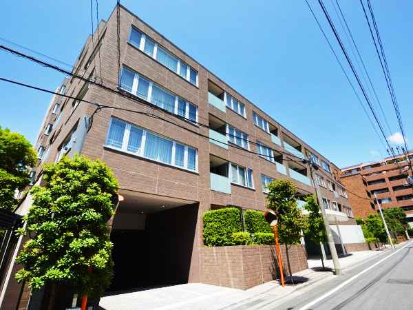 パークハウス赤坂新坂の外観写真