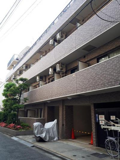 パークウェル高円寺駅前の外観写真