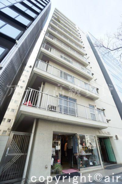 エルアルカサル三田の外観写真