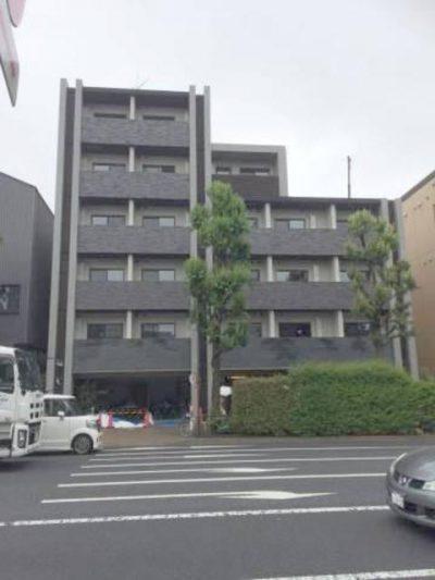 リヴシティ武蔵野ミュジオの外観写真