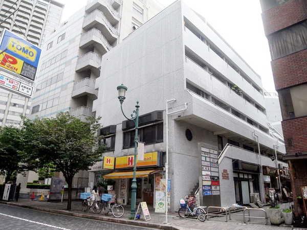 赤坂ロイヤルプラザの外観写真